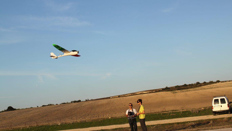 Pilota un drone